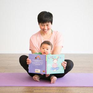 2か月~2歳未満のお子さんと一緒にご参加いただけます。