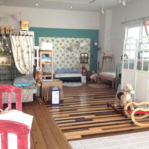 可愛いベビ―用品で有名なサンデシカ名古屋本社でのレッスンです。